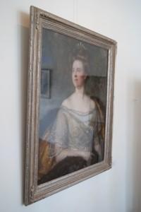 [3]: Thérèse Schwartze, 'Portret van Koningin Wilhelmina', 1911