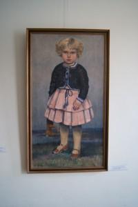 [8]: Ed Gerdes, 'Kinderportret van Sacha Gerdes' (ca. 1924)